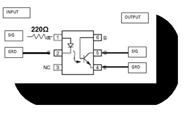 4N25_Schematic